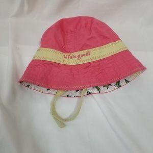 Life Is Good Baby Bucket Hat